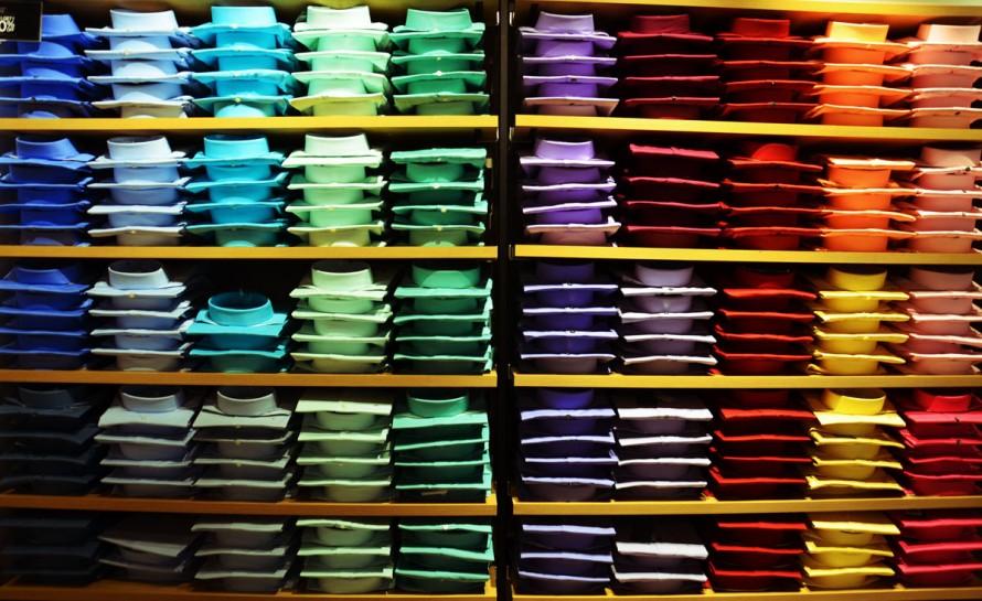 kolory koszuli