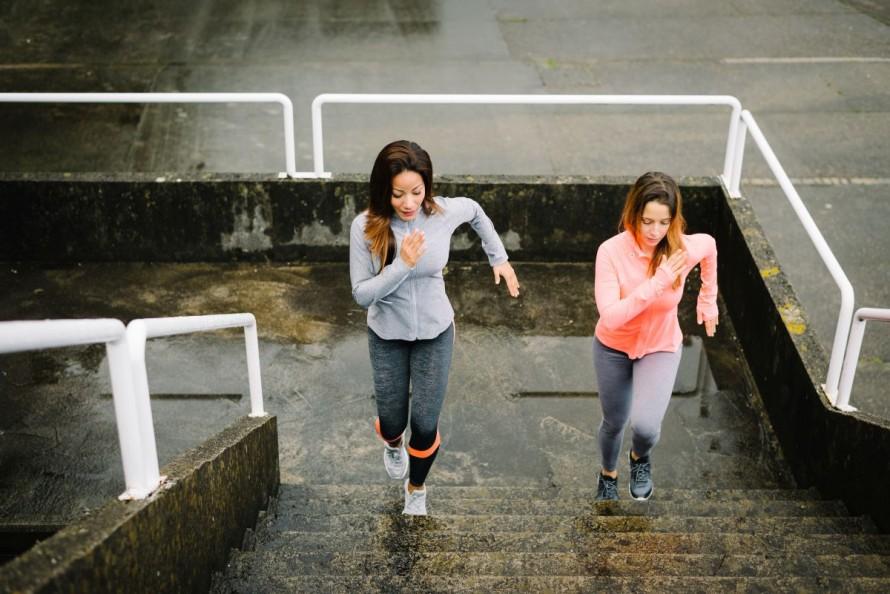 biegające kobiety